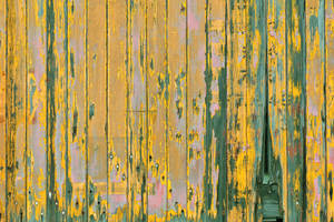 Vibrant Dilapidation by boldfrontiers