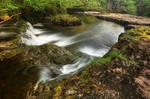 Winding River Cascades - Brecon Beacons