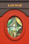 Train Lounge Window