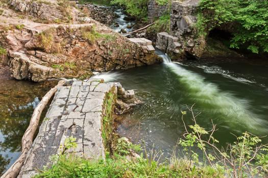 Brecon Beacons River Ruins