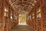 Cobweb Covered Bridge