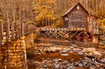 Golden Glade Creek Grist Mill
