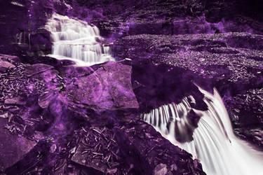 Carina Fantasy Falls by boldfrontiers