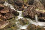 Cwm Idwal Cascades