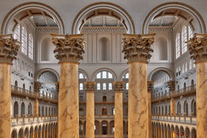 Columns and Archways (freebie) by boldfrontiers