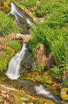 Buttermere Spring Falls