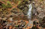 Rugged Autumn Howland Falls