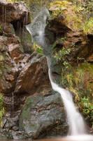 Fairy Glen Waterfall by boldfrontiers