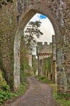 Gwrych Castle Arch Road
