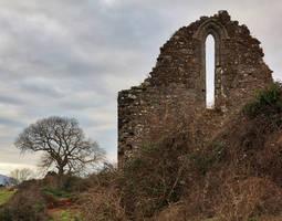 Penmon Priory Ruins (freebie) by boldfrontiers