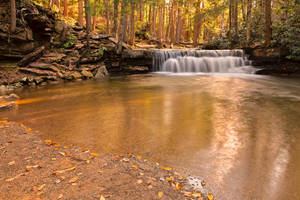 Tolliver Falls II by boldfrontiers
