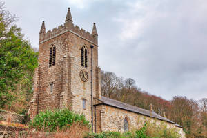 St Cyngar's Church by boldfrontiers