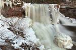 Blackwater Iceberg Falls