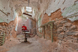Barber Prison Cell II by boldfrontiers