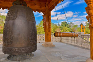 Korean Bell Close-up (freebie) by boldfrontiers