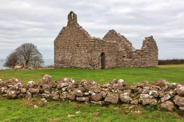 Lligwy Chapel Ruins