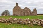Lligwy Chapel Ruins by boldfrontiers