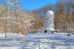 Winter Ruins - Susquehanna Windmill