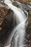 Curving Rhiwargor Cascades