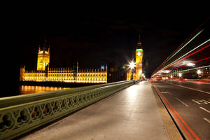 Lights of London by boldfrontiers