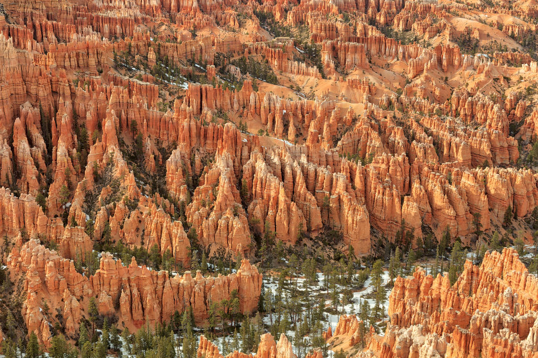 Hoodoo Labyrinth by boldfrontiers