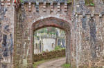 Gwrych Castle Portal by boldfrontiers