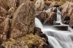 Ogwen Tombstone Falls