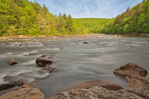 Youghiogheny River by boldfrontiers