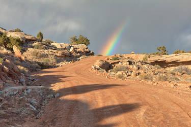 Utah Rainbow Road