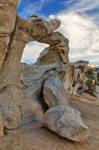 Window Arch Rocks