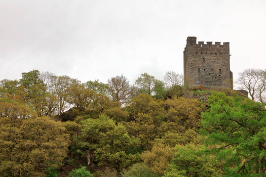 Dolwyddelan Castle Tower Hill