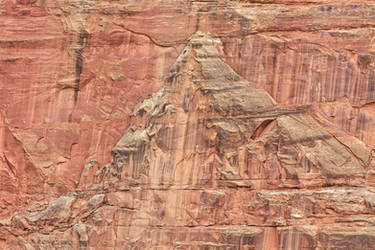 Nested Mountain of Capitol Reef