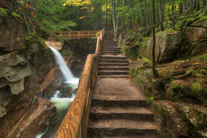 Sabbaday Step Falls