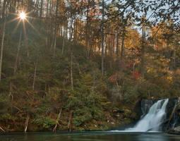 Abrams Sunburst Falls (freebie)