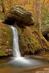Boulder Cap Falls