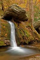 Boulder Cap Falls by boldfrontiers