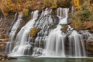 Autumn Twin Falls