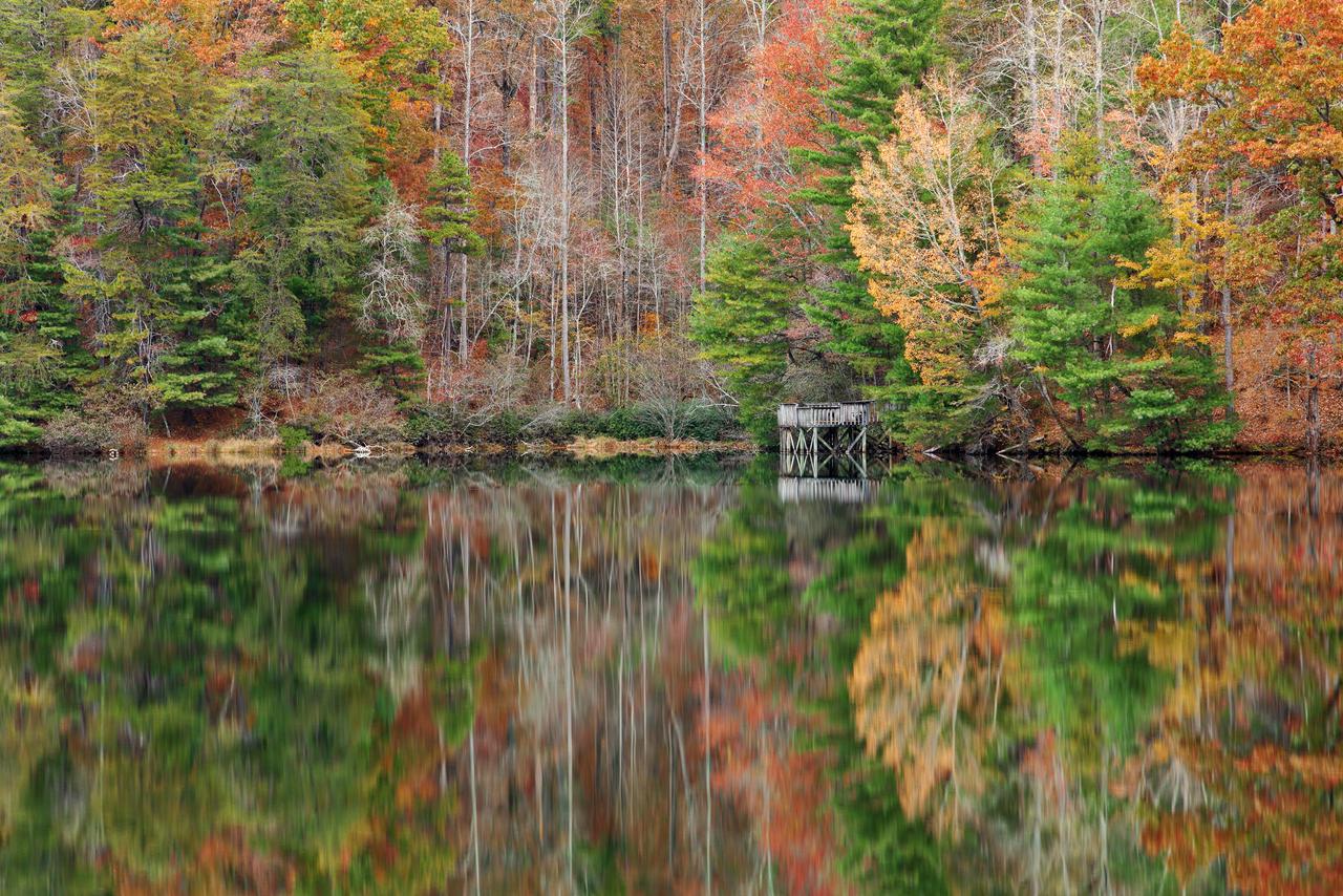 Autumn Unicoi Reflections