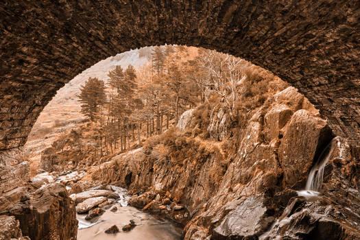 Ogwen Earth Arch