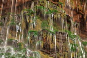 Tinsel Moss Falls