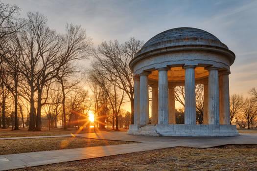 DC Sunrise War Memorial