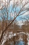 Little Monocacy Winter River