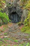 Forbidden Mine Passage