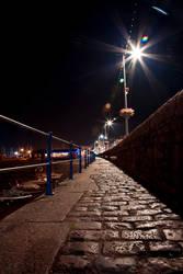 Guernsey Night Path