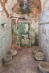 Prison Pot Room