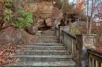 Tallulah Stone Staircase