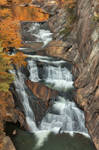 Gold Water Gorge Falls