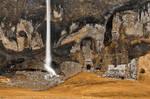 Kelpie Castle Falls