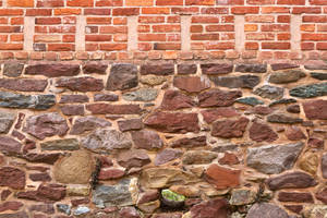 Jarboes Stone Wall by boldfrontiers