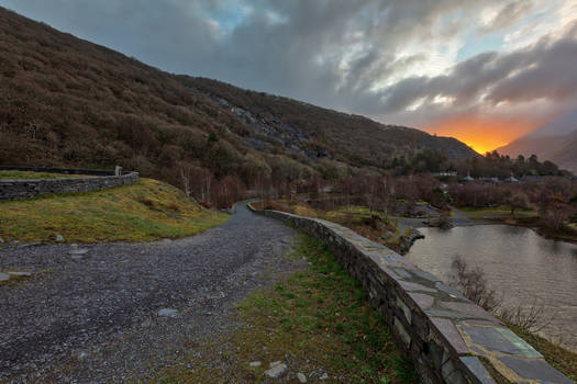 Dinorwic Sunrise Trail